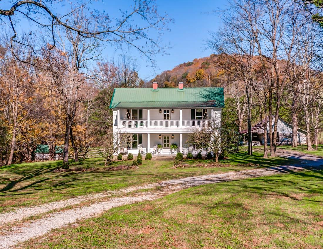 Fox Country Farmhouse