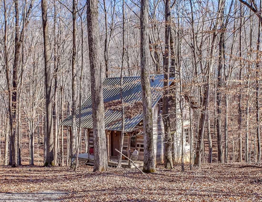 whites centerhill lake cabin 2
