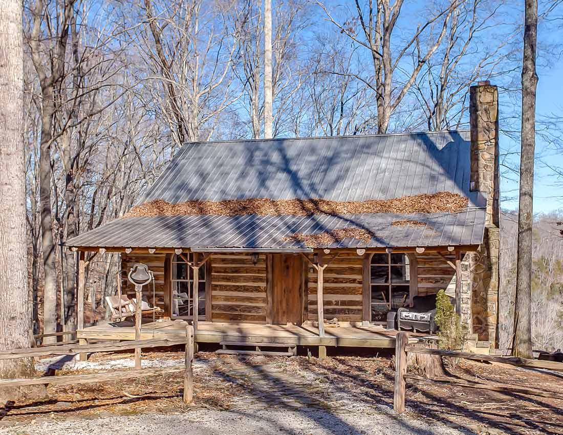 whites centerhill lake cabin