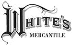 whites mercantile logo